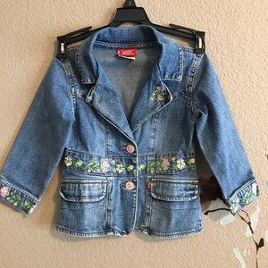 Levi's blazer jacket